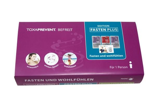 TOXAPREVENT Edition Fasten Plus - 1 Person -