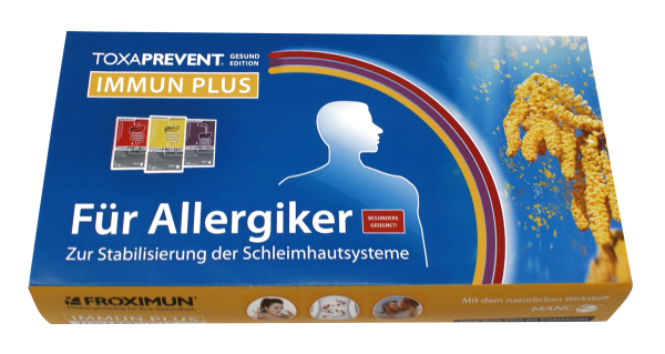 TOXAPREVENT Gesund Edition IMMUN PLUS