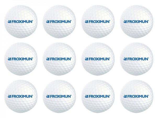 FROXIMUN Golfball-Set, 12er