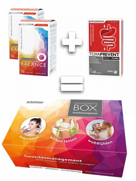 GESUNDHEITSBOX Gewichtsmanagement